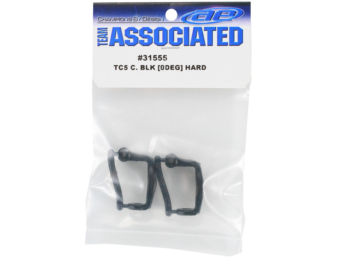 Team Associated 0° Caster Block Set (Hard)