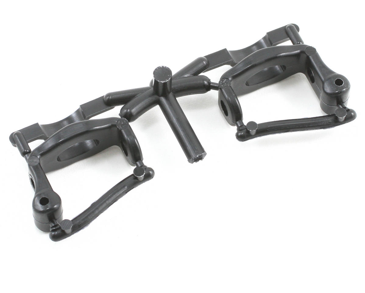 6° Caster Block Set (Hard) by Team Associated