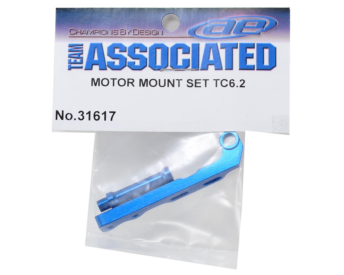 TC6.2 Motor Mount Set by Team Associated