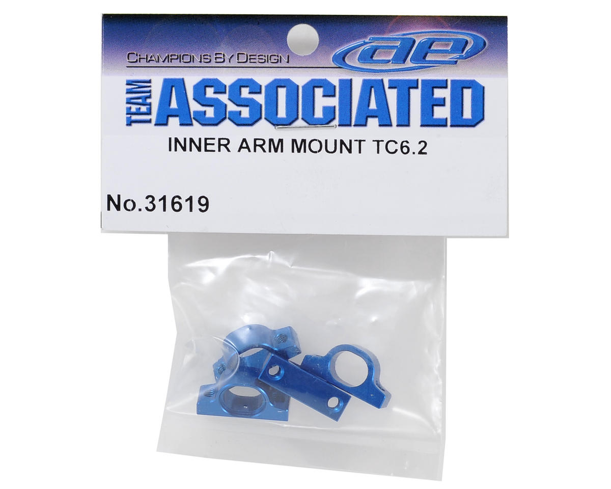 TC6.2 Inner Arm Mount by Team Associated