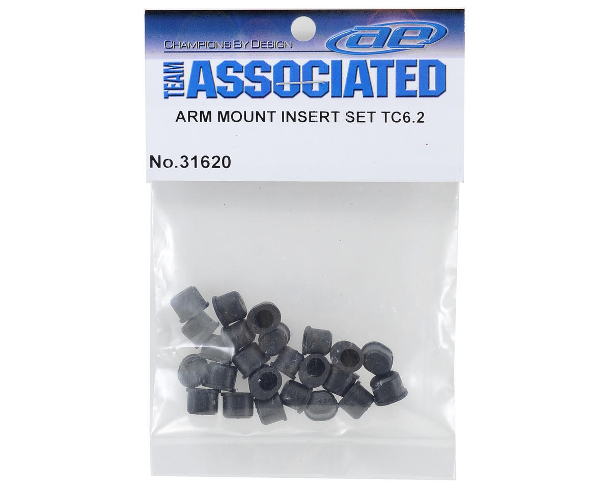 Team Associated TC6.2 Arm Mount Insert Set
