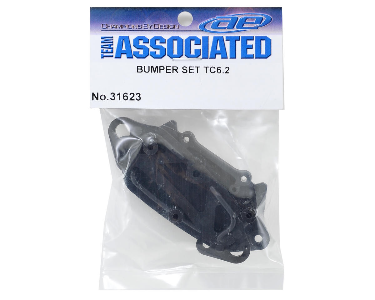 Team Associated TC6.2 Bumper Set