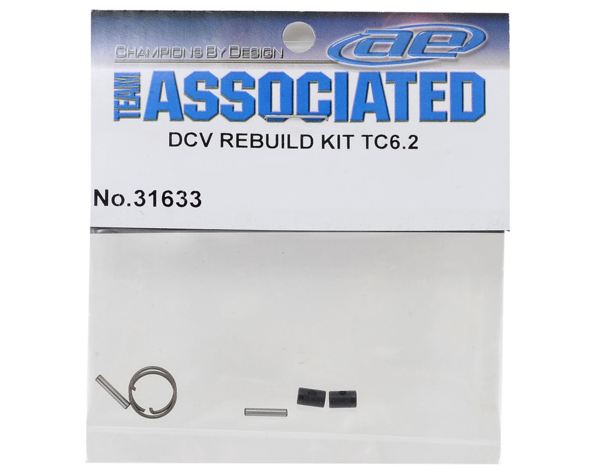 Team Associated TC6.2 CV Rebuild Kit