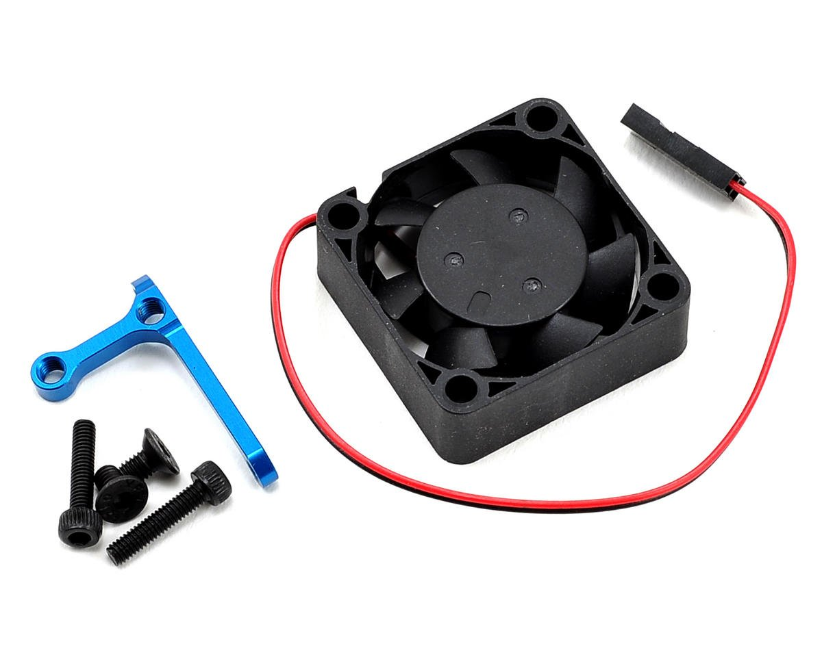 Team Associated TC6.2 30mm Fan Mount Set