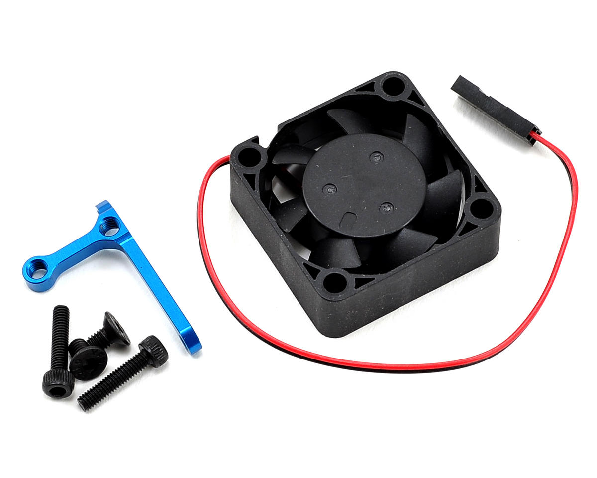 Team Associated TC6 30mm Fan Mount Set