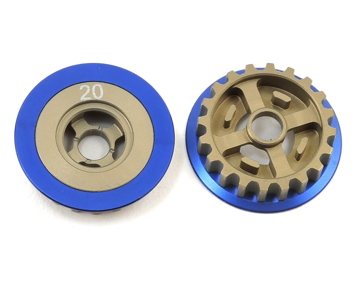 Team Associated Aluminum Factory Team TC Spur Gear Pulley