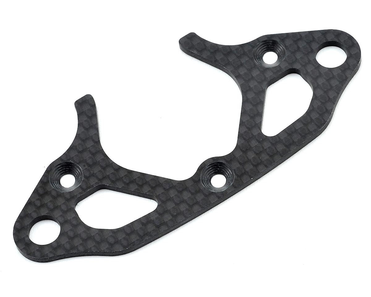 TC7.1 Carbon Fiber Factory Team Bumper Brace by Team Associated