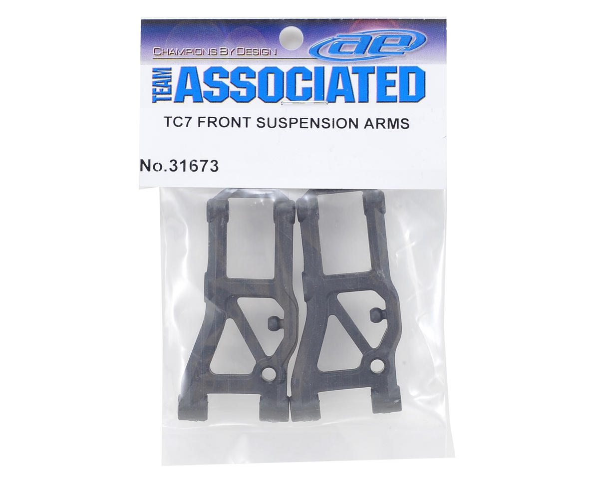 Team Associated TC7 Front Suspension Arm Set (2)