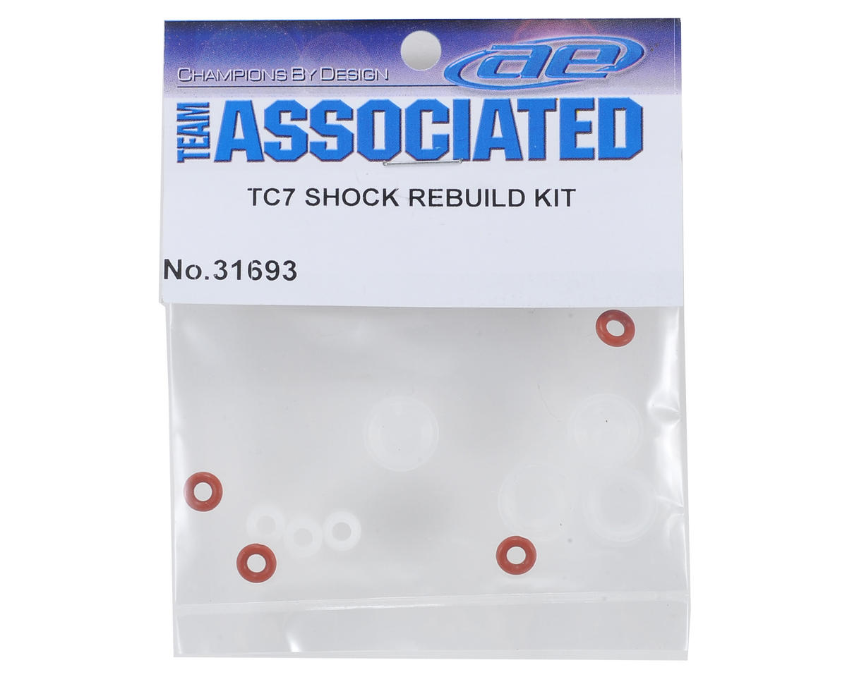 Team Associated TC7 Shock Rebuild Kit
