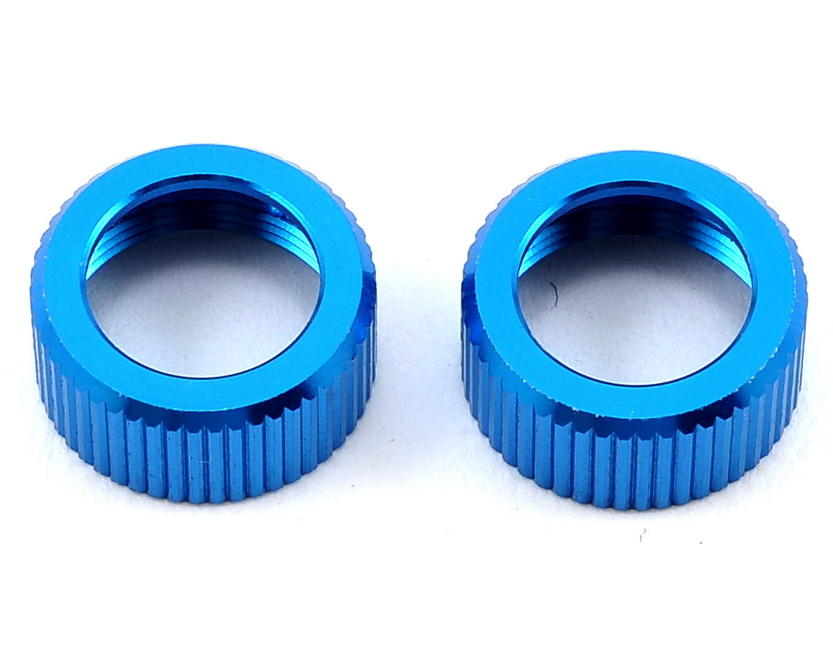TC7 Shock Cap Retainers by Team Associated