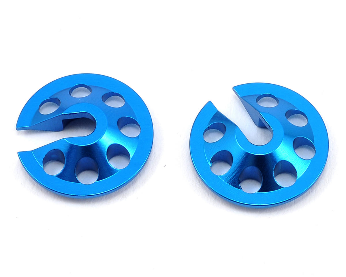 TC7 Shock Spring Cups by Team Associated