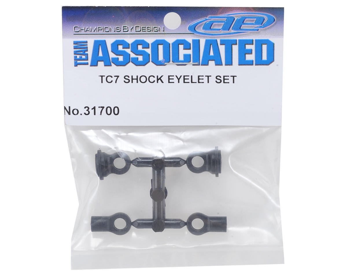 Team Associated TC7 Shock Eyelet Set