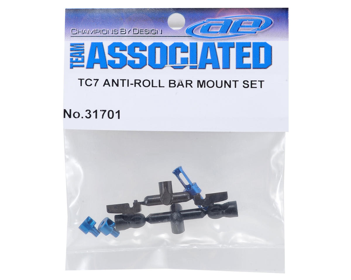 TC7 Anti-Roll Bar Mount Set by Team Associated