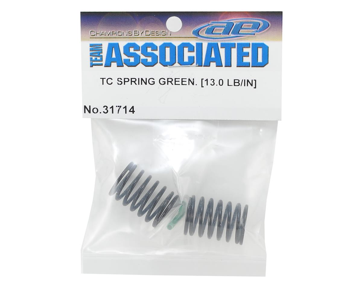 Factory Team Springs (Green - 13.0lb) by Team Associated