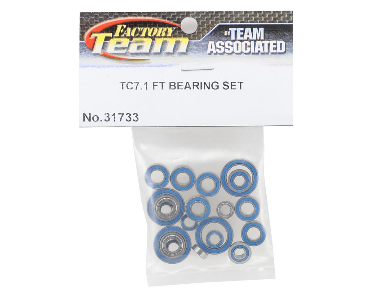 TC7.1 Factory Team Bearing Set by Team Associated