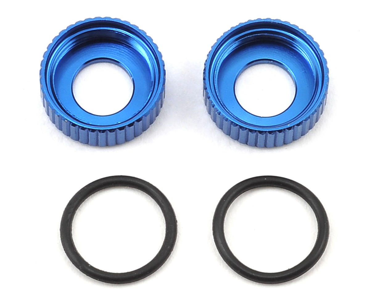 Team Associated TC7.1 Shock Bottom Cap (2) (Short)