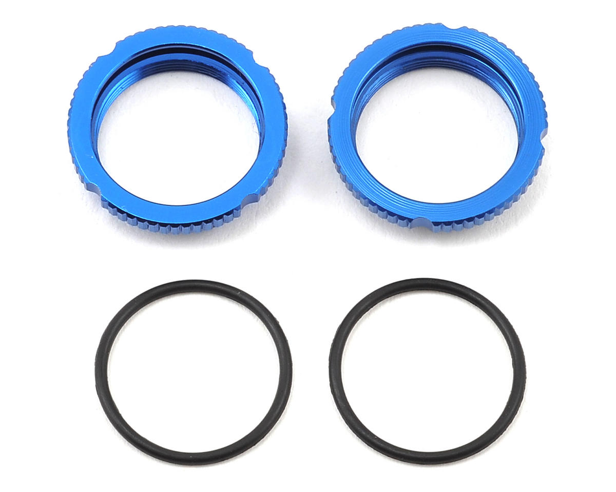 Team Associated TC7.1 Shock Collars (2) (Short)