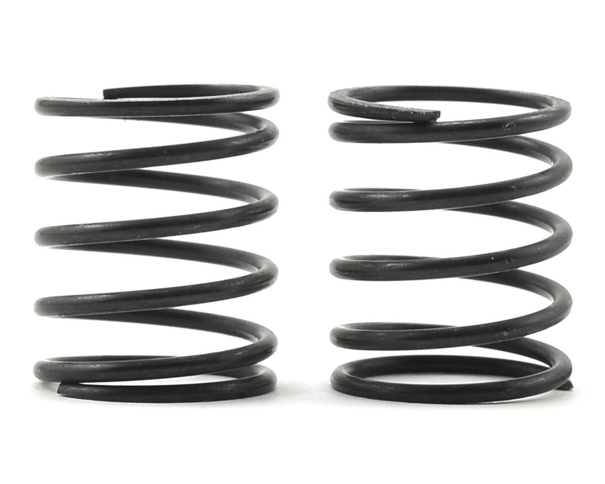 Team Associated TC7.1 Factory Team Springs (2) (Gray - 14.8lb) (Short)