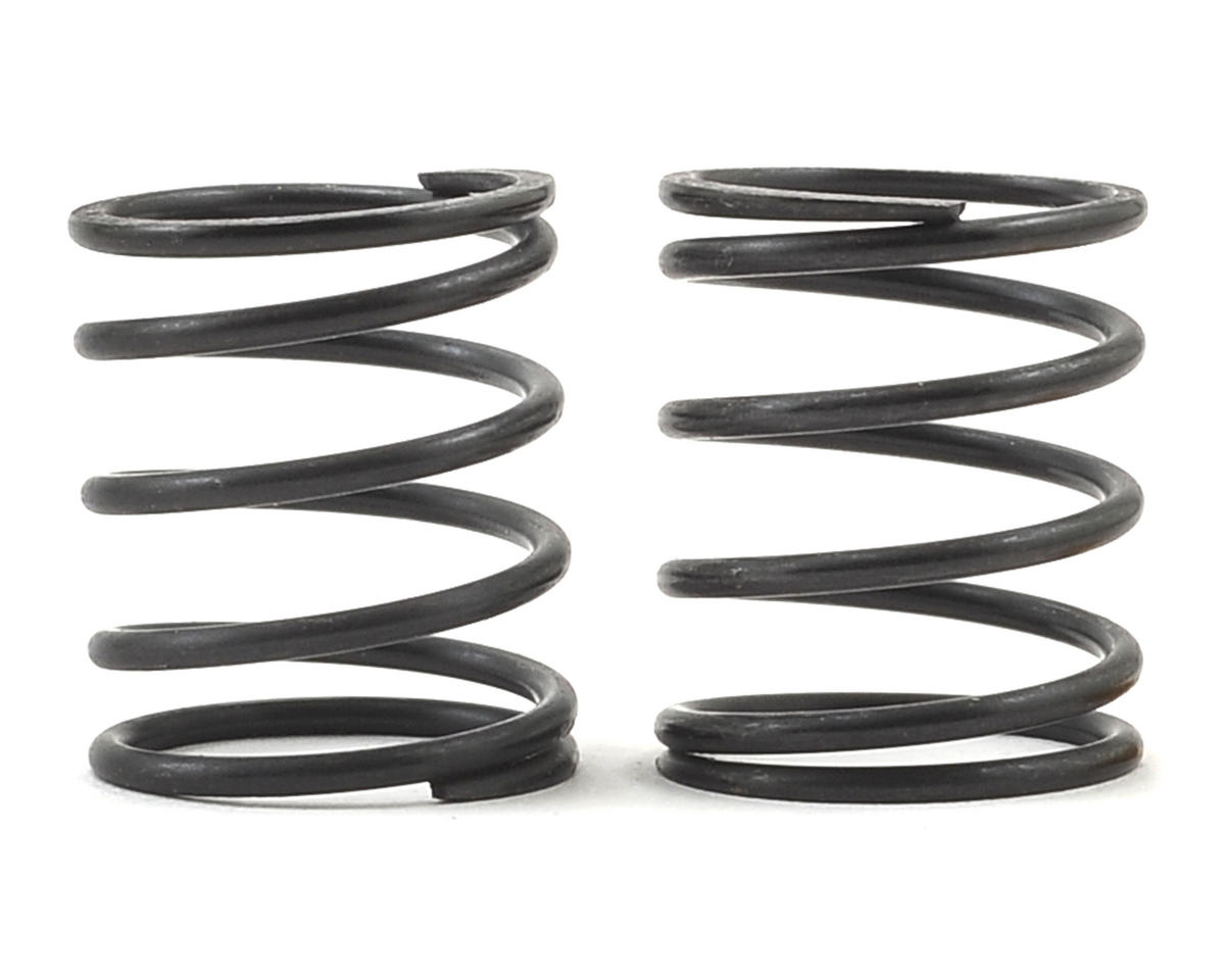 Team Associated TC7.1 Factory Team Springs (2) (Yellow - 16.8lb) (Short)