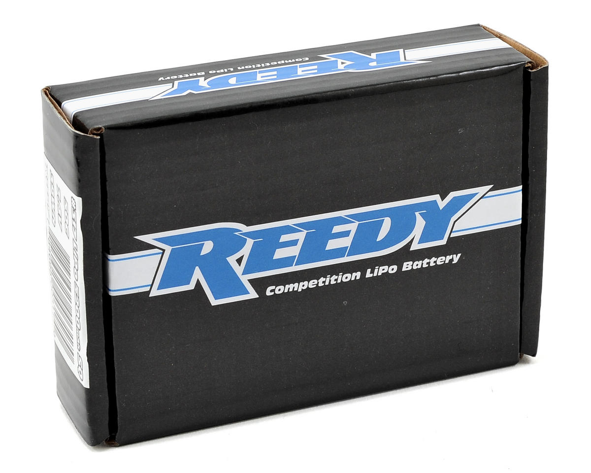 Reedy SQ 2S Hard Case LiPo Battery Pack 50C (7.4V/5200mAh)