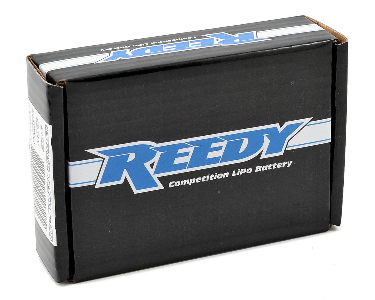 Reedy SQ 2S Hard Case LiPo Battery Pack 50C (7.4V/5200mAh)