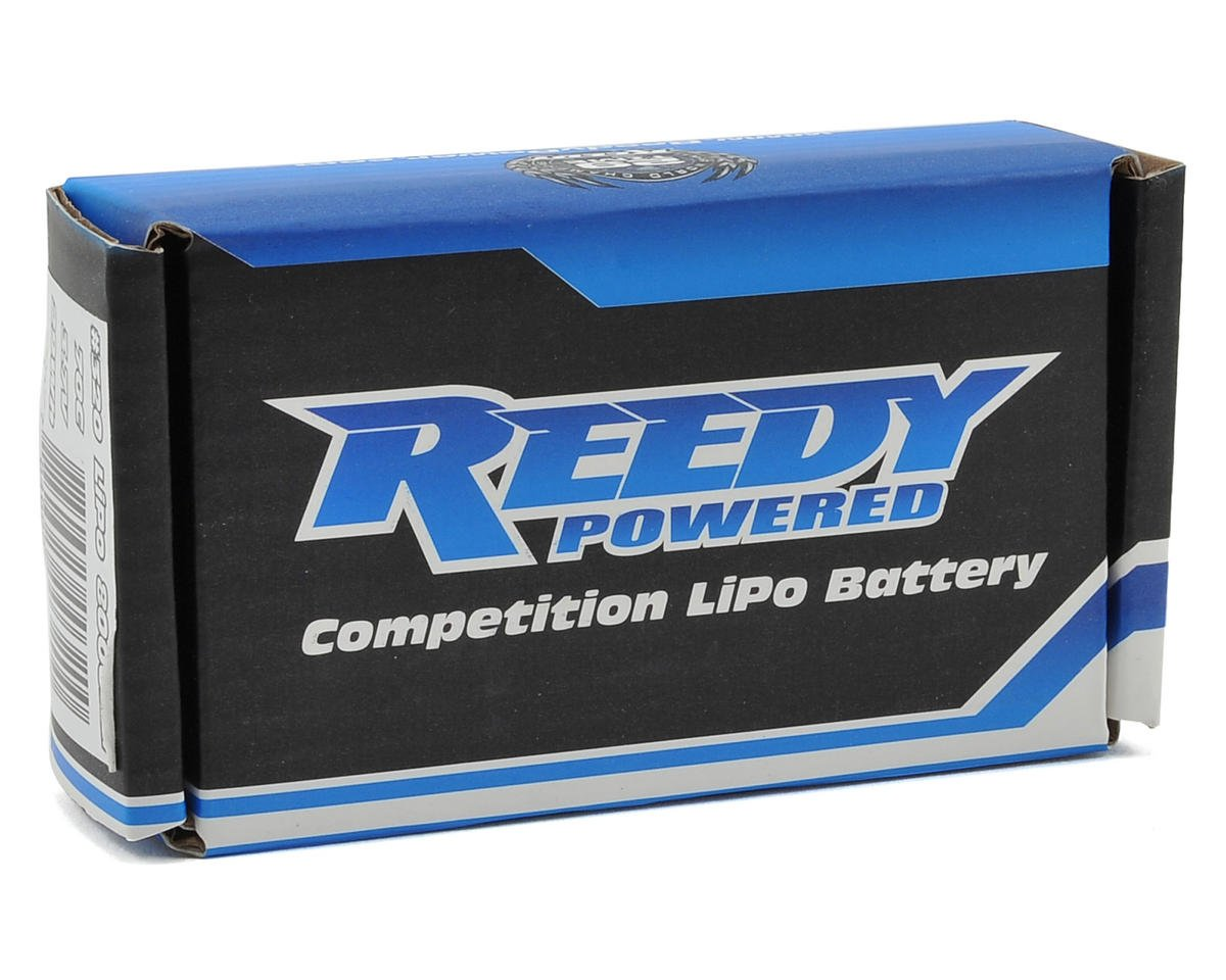 Reedy 1S Hard Case LiPo Battery Pack 70C (3.7V/8000mAh)