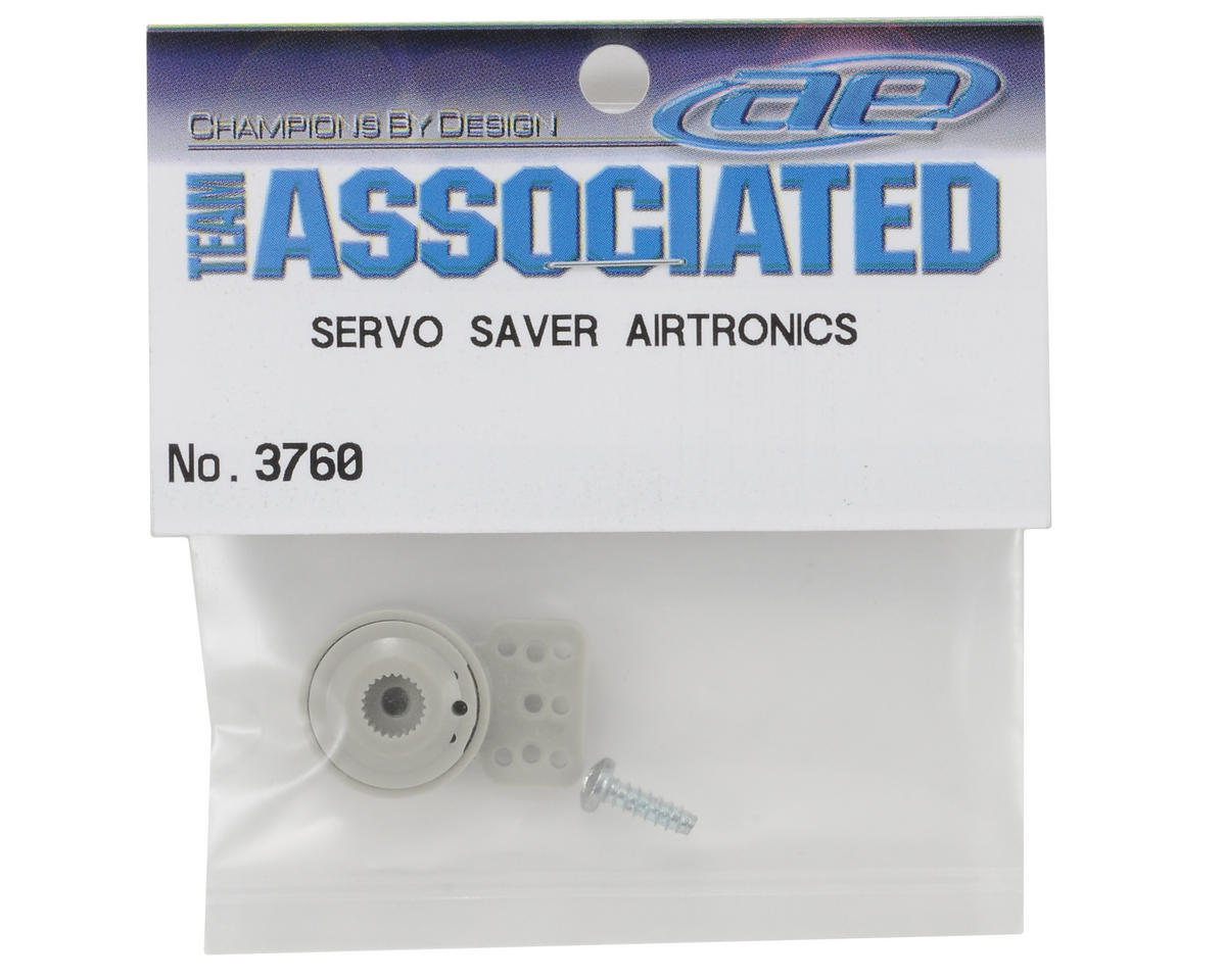 Team Associated Direct Mount Servo Saver (Airtronics)