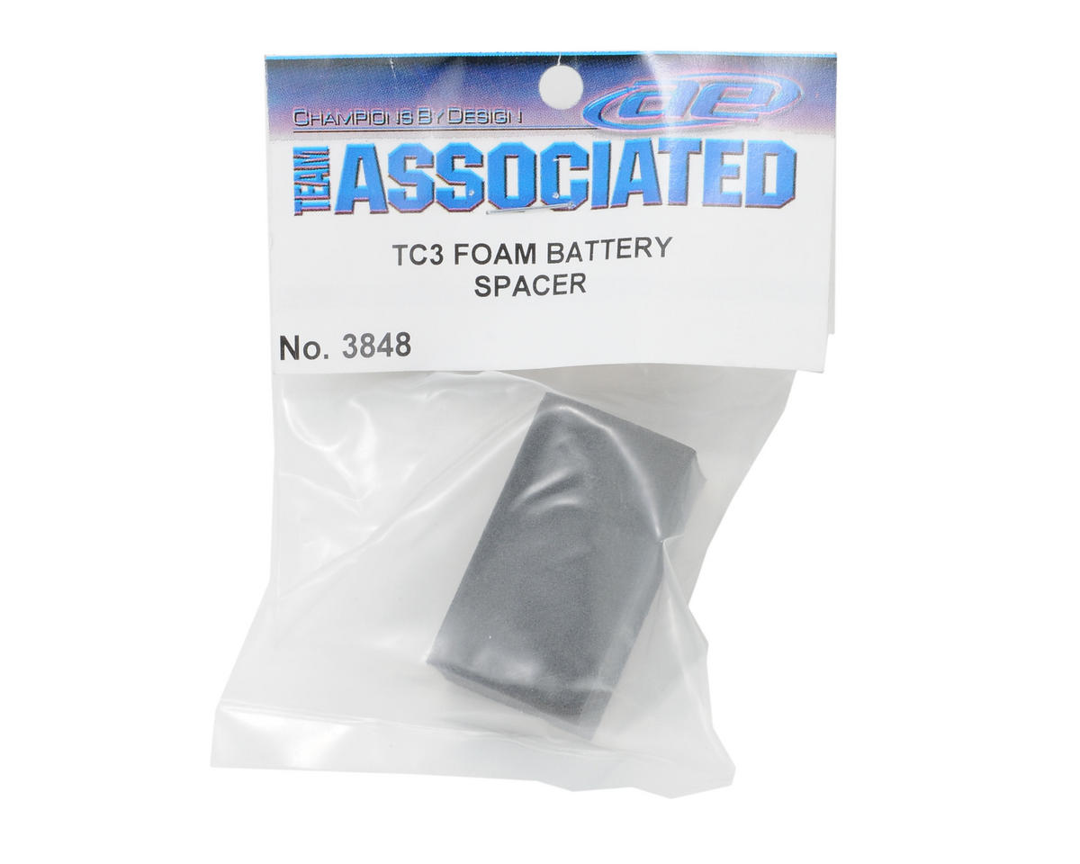 Team Associated Battery Spacer