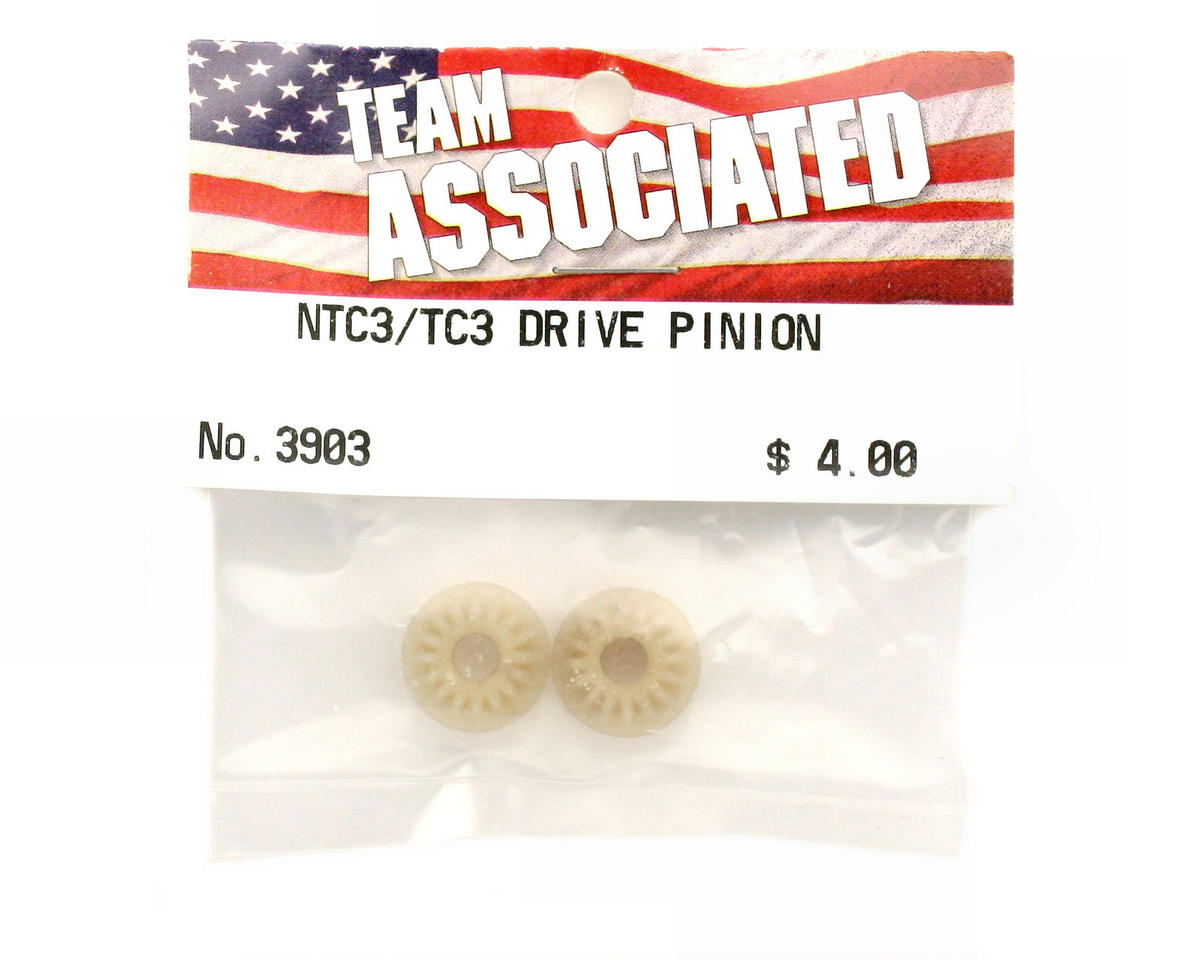 Team Associated Drive Pinions