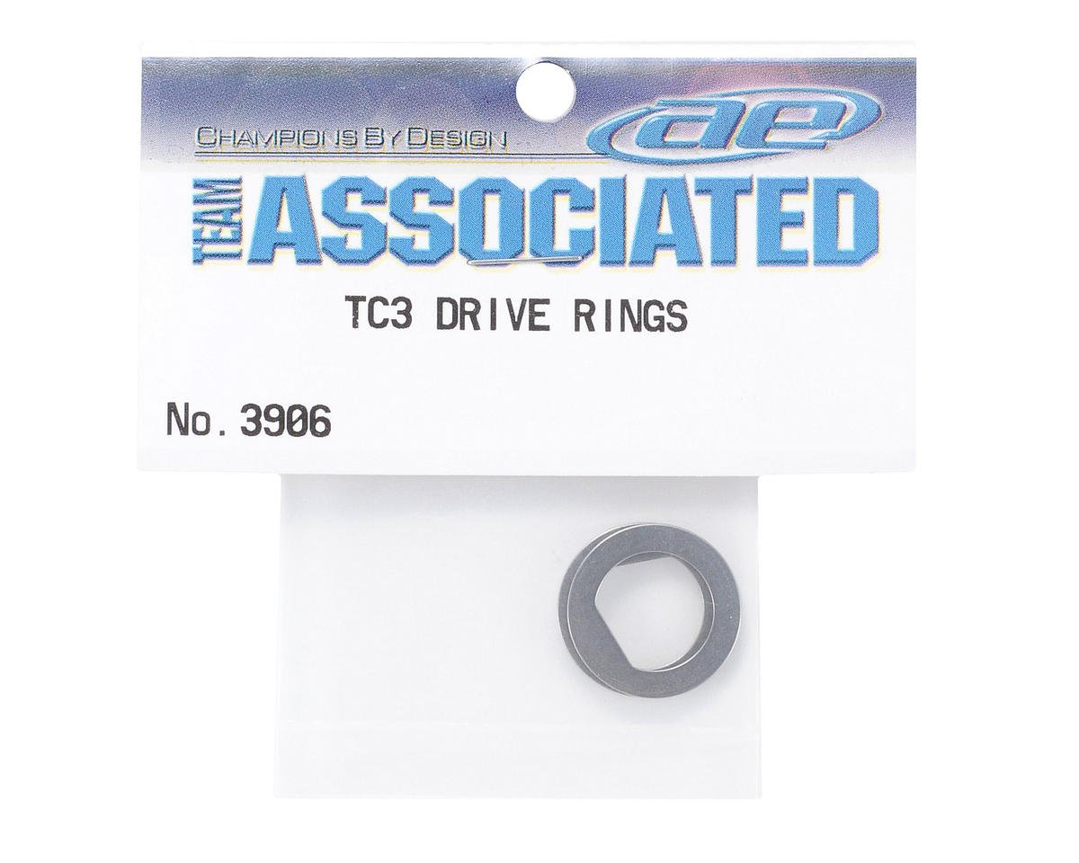 Team Associated Light Weight Differential Drive Ring (2)