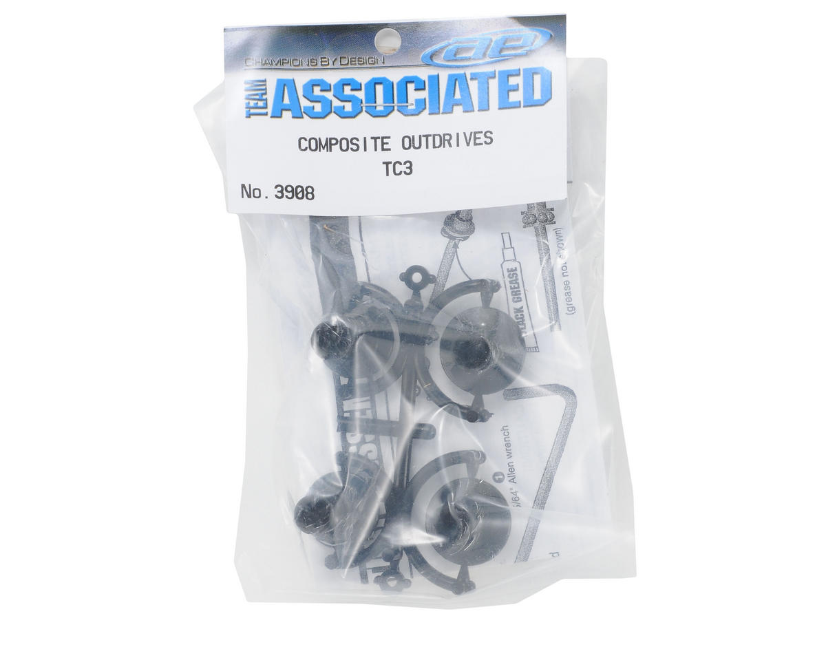 Team Associated Molded Outdrive Set
