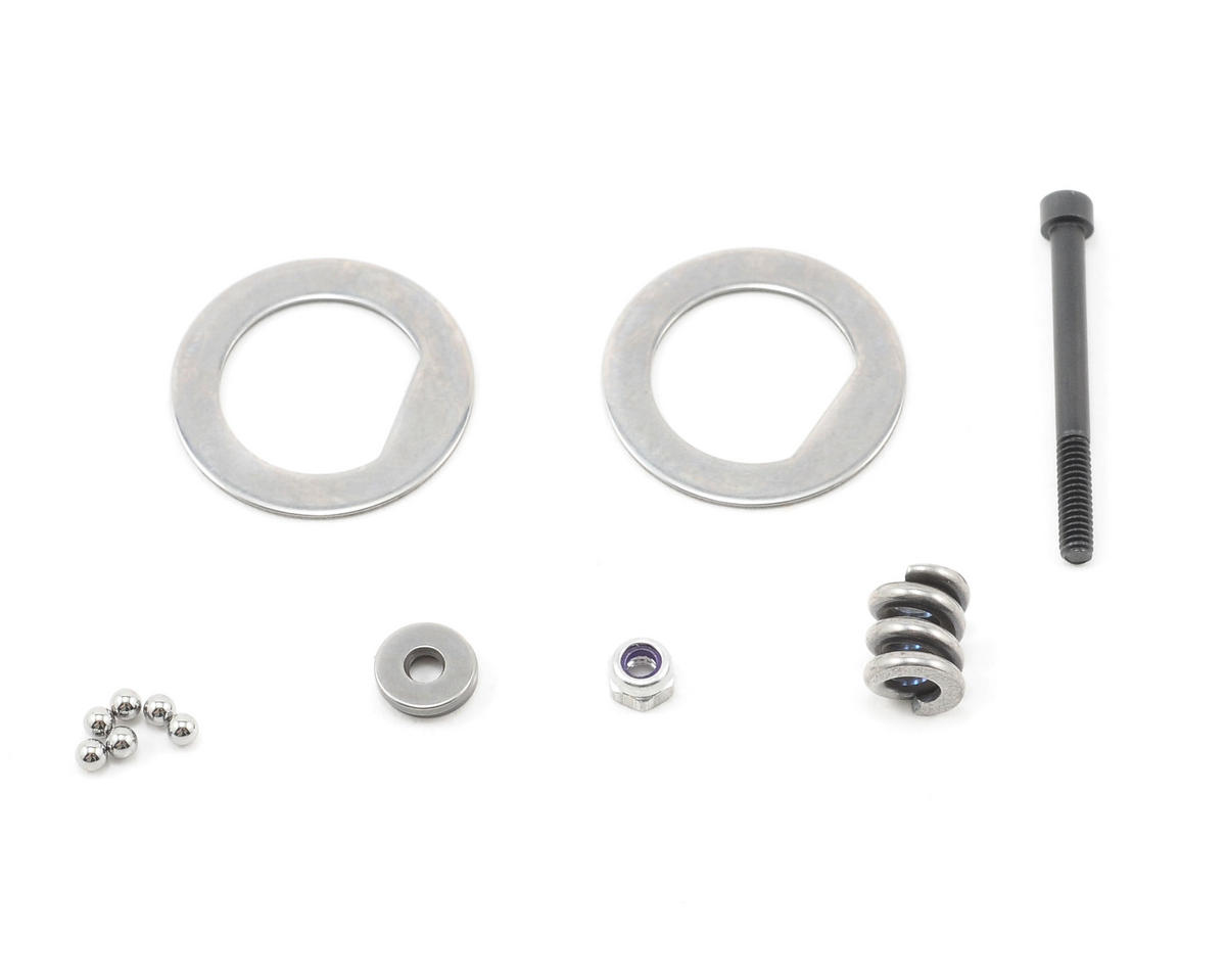 Molded Outdrive Differential Rebuild Kit by Team Associated