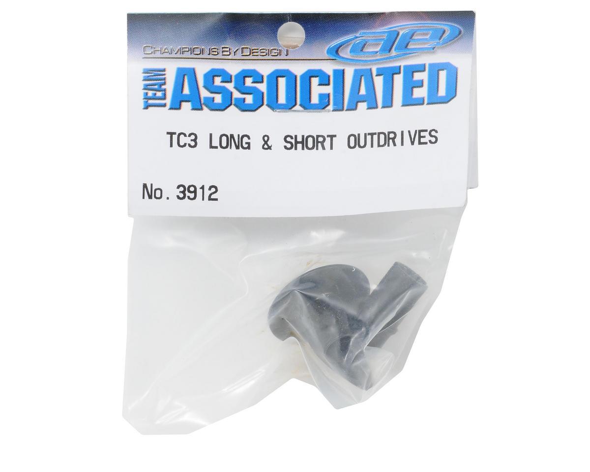 Team Associated Long & Short Outdrive Set