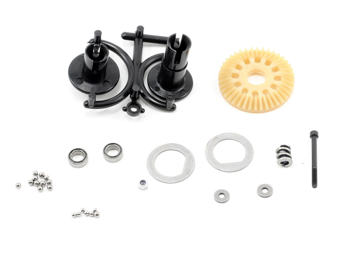 Team Associated TC4 Lightweight Differential Assembly