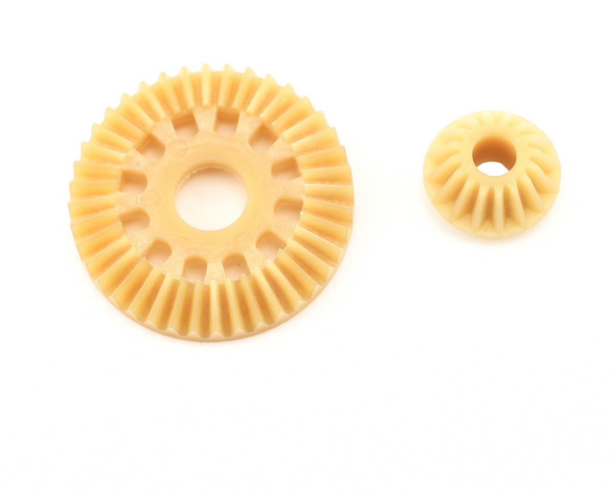 Team Associated TC3 Differential Ring Gear & Drive Pinion