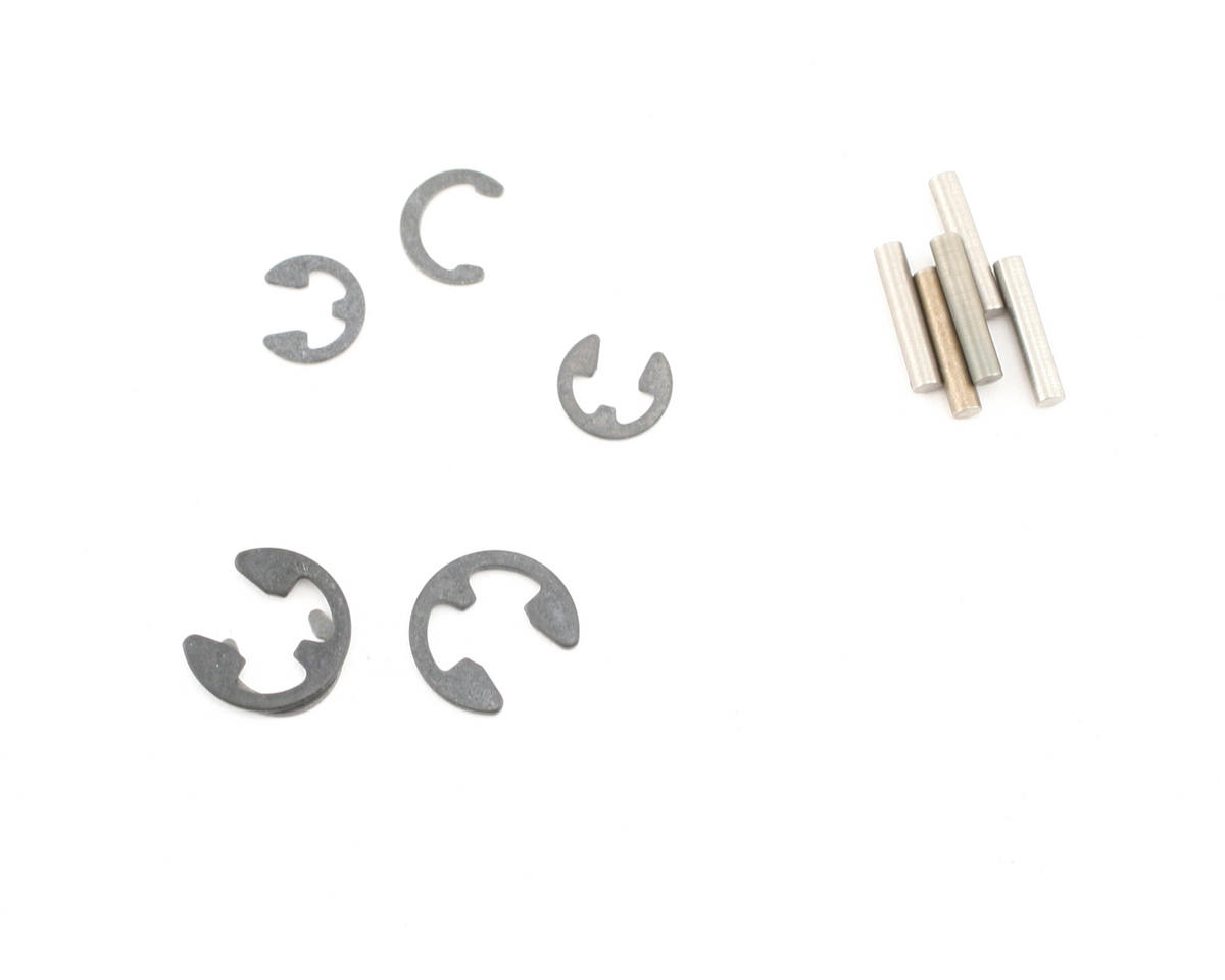 Team Associated Input Shaft Hardware Set