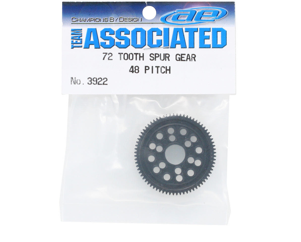 Team Associated 48P Spur Gear (72T)