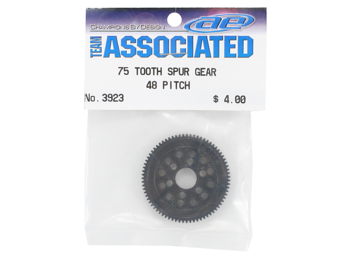 Team Associated 48P Spur Gear (75T)