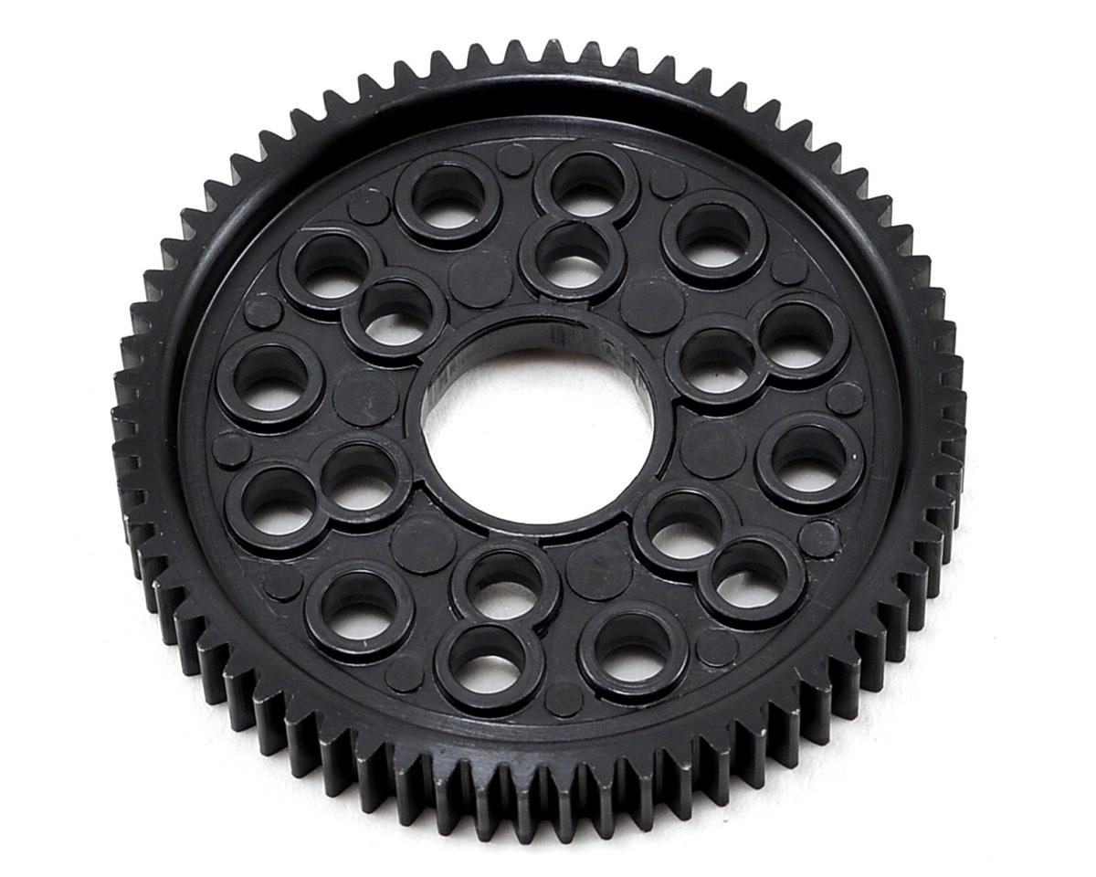48P Precision Spur Gear (66T) by Team Associated
