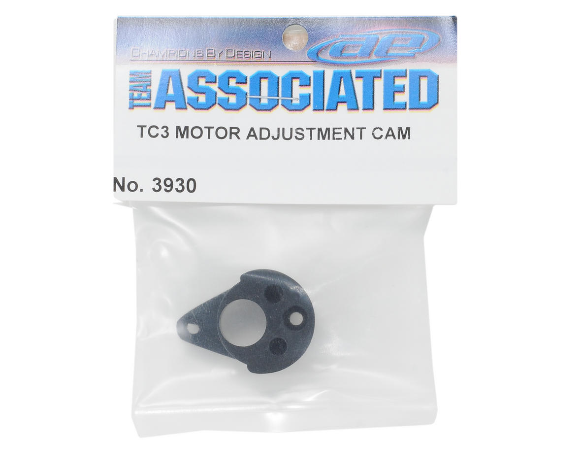 Team Associated Motor Adjustment Cam