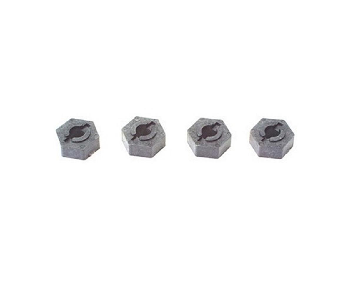 Wh Hex Adaptors:TC3 by Team Associated