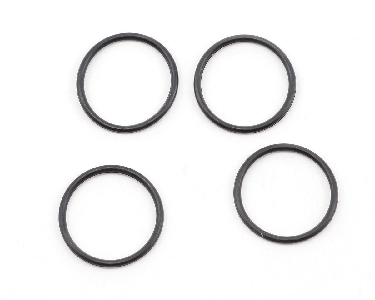Team Associated Nitro TC3 Threaded Shock Collar O-Ring (4)