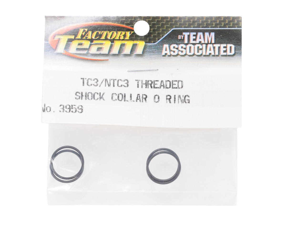 Team Associated Threaded Shock Collar O-Ring (4)