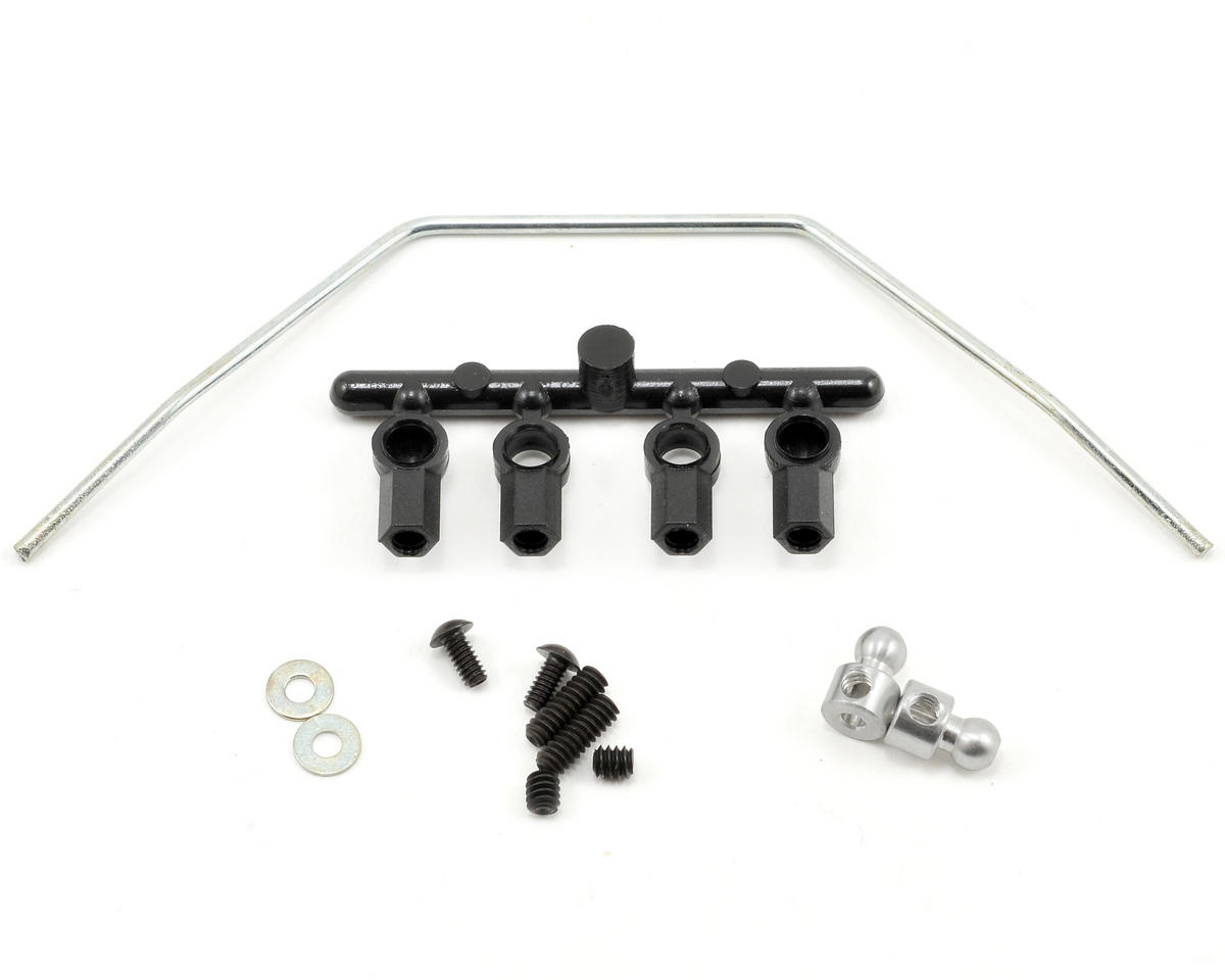 Team Associated Front/Rear Anti-Roll Bar Kit