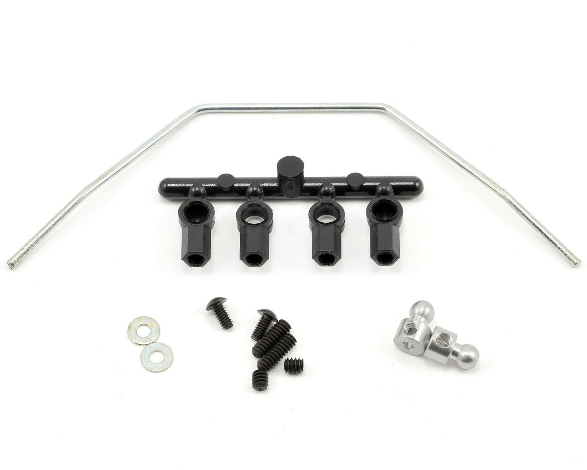 Team Associated Nitro TC3 Front/Rear Anti-Roll Bar Kit