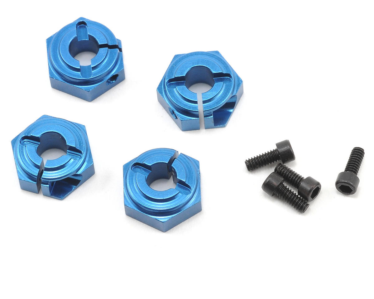 Team Associated Factory Team Clamping Hexes (4)