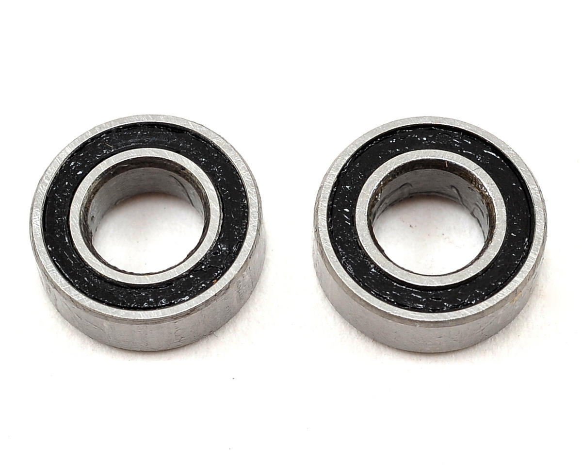 "Team Associated 3/16 x 3/8"" Rubber Sealed Bearings (2) (X Factory X-60)"