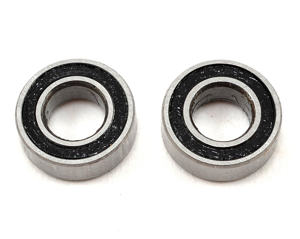 "Team Associated RC10 B44 3/16 x 3/8"" Rubber Sealed Bearings (2)"