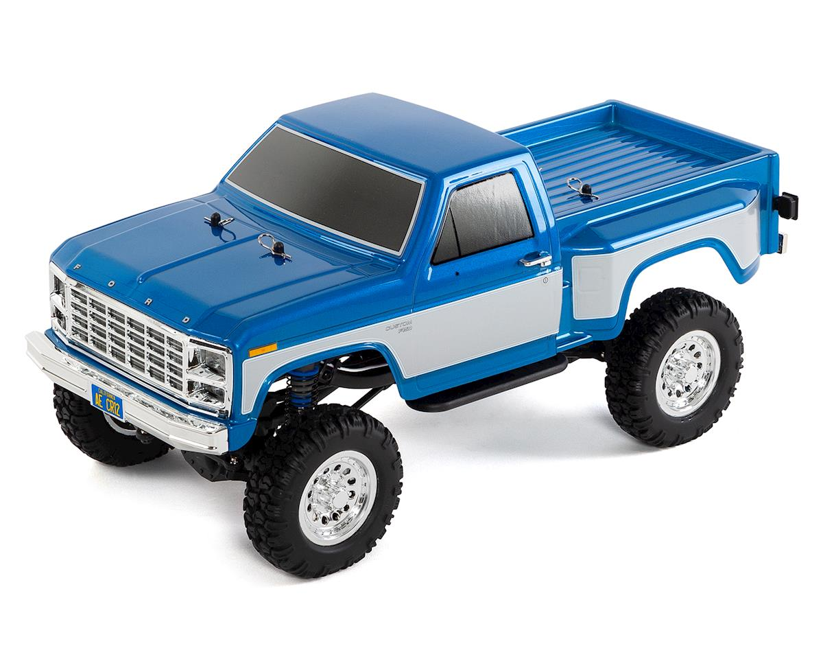 Team Associated CR12 Ford F-150 Truck RTR 1/12 4WD Rock Crawler (Blue) | relatedproducts