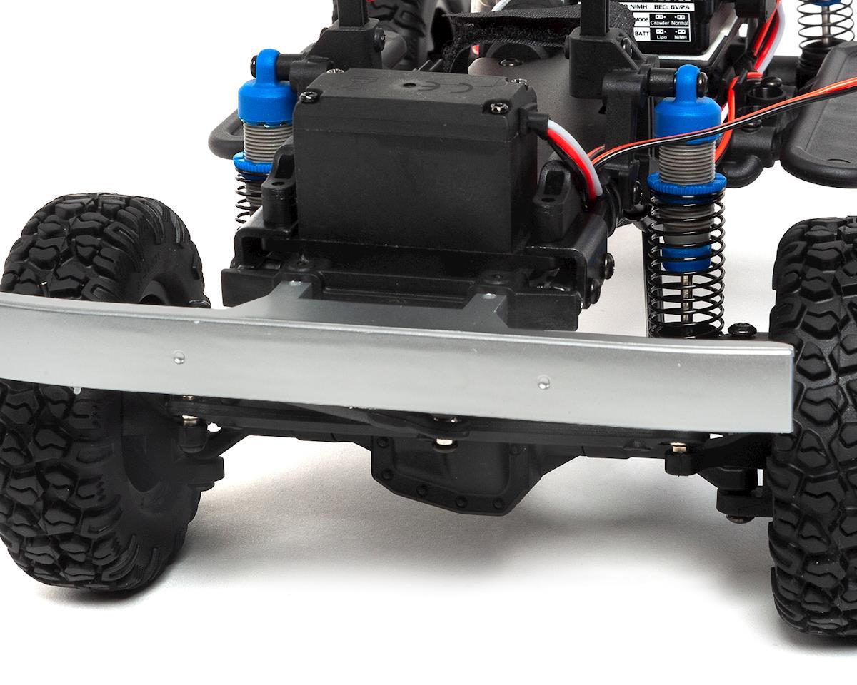 Team Associated CR12 Toyota FJ45 Truck RTR 1/12 4WD Rock Crawler (Grey)